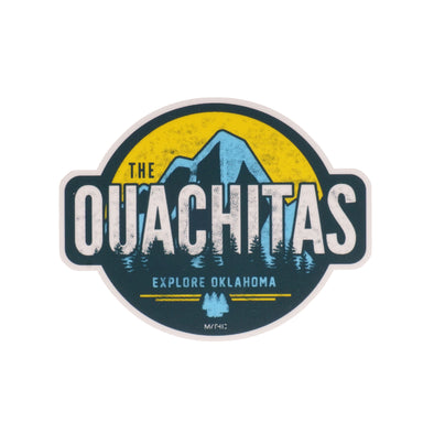 Sticker - Ouachitas