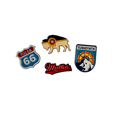 Lapel Pin Set (4)