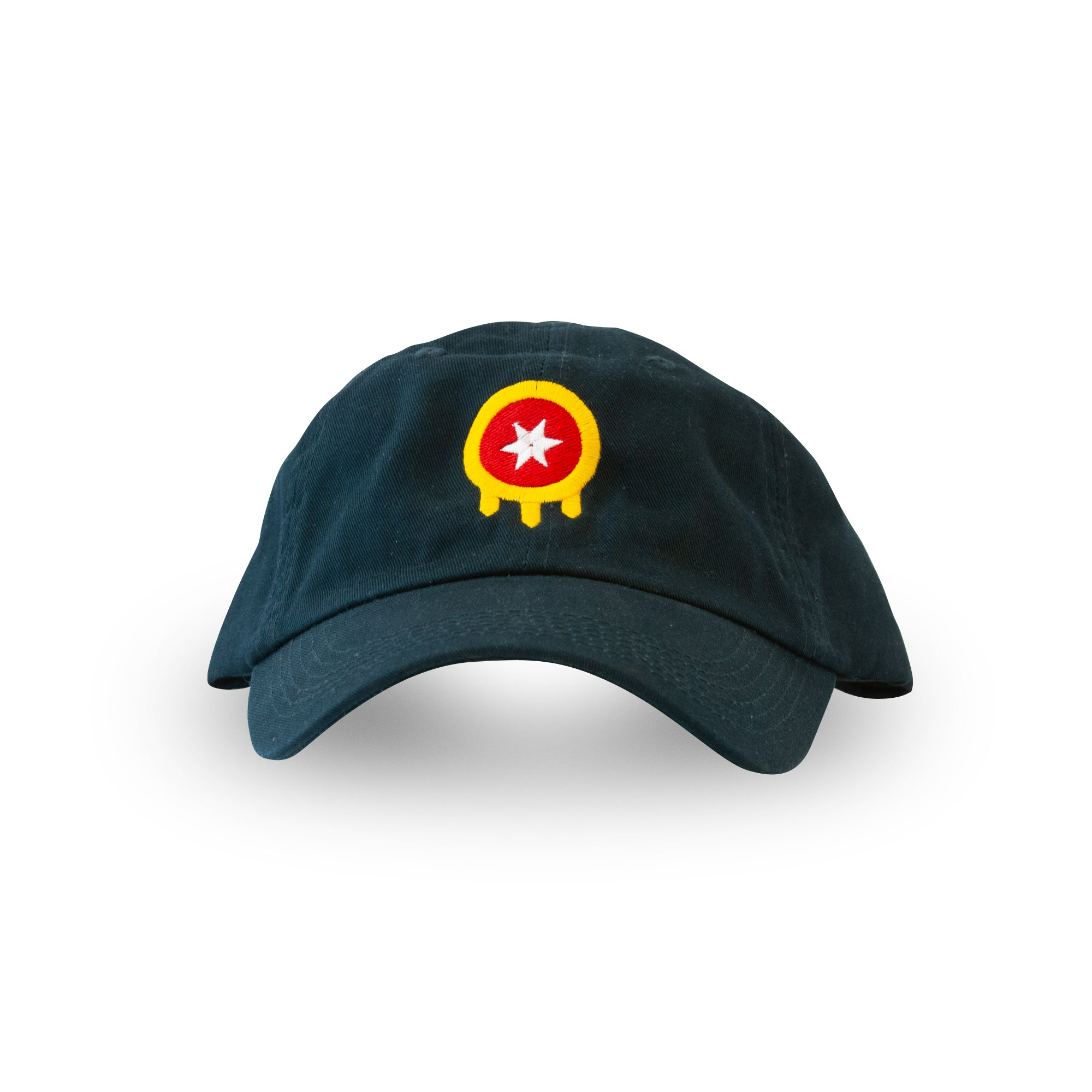 Tulsa Flag Hat - Shield - Dad Hats