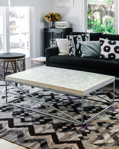 Alpha Terrazzo Coffee Table