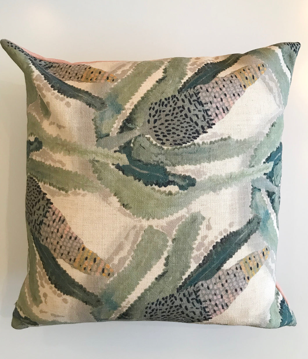 Banksia cushion
