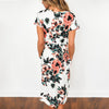 Shirley - Floral Dress