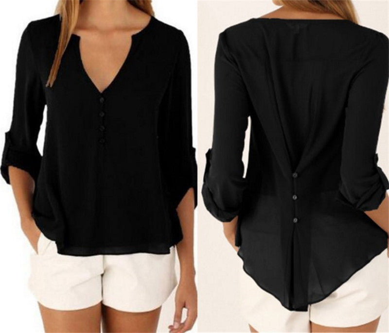 Ivy - Casual Blouse