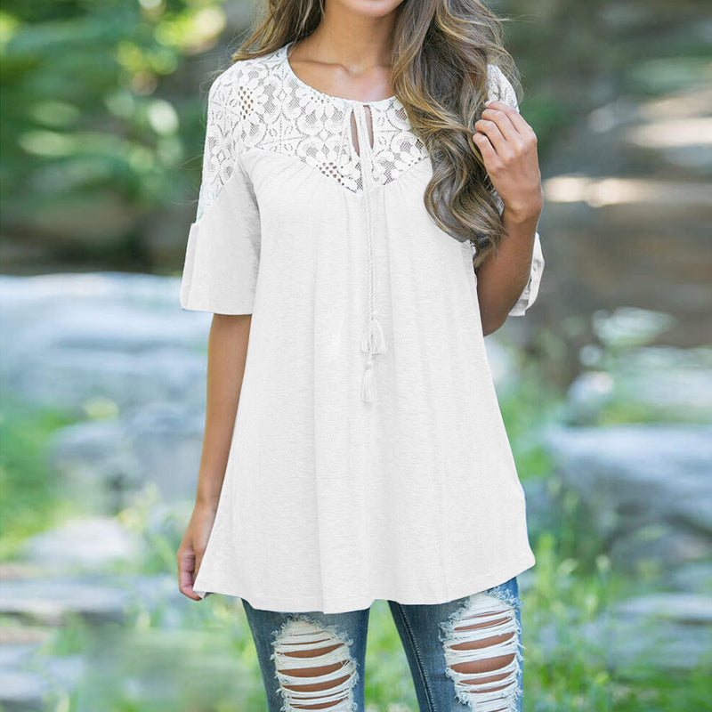 Nashville - Lace Blouse