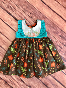 Fall Harvest Dress Size 3