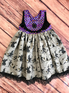 Spooky Parade Dress Size 4