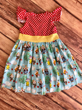 Dwarves Inspired Dress Size 4