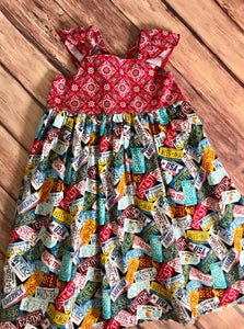 Road Trip Dress Size 6