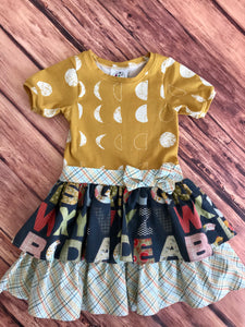 Alphabet Dress Size 3