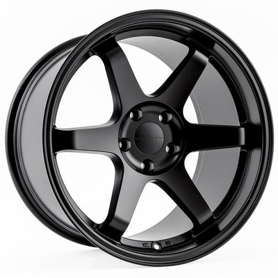 ES2 SET | 19x9.5 +12 / 19x10.5 +12 | 5x114.3 | HIGH POLISH