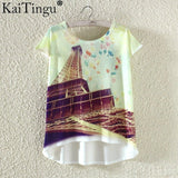 KaiTingu Fashion Cute T Shirt