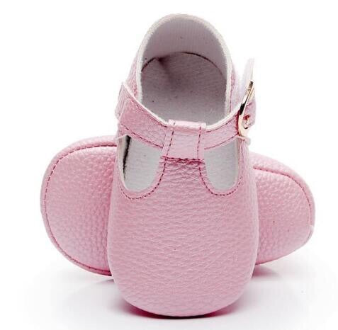 Light Pink Mary Jane Shoes