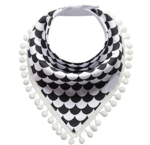 Black and White - Bib
