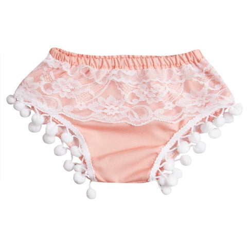Peachy Bloomers