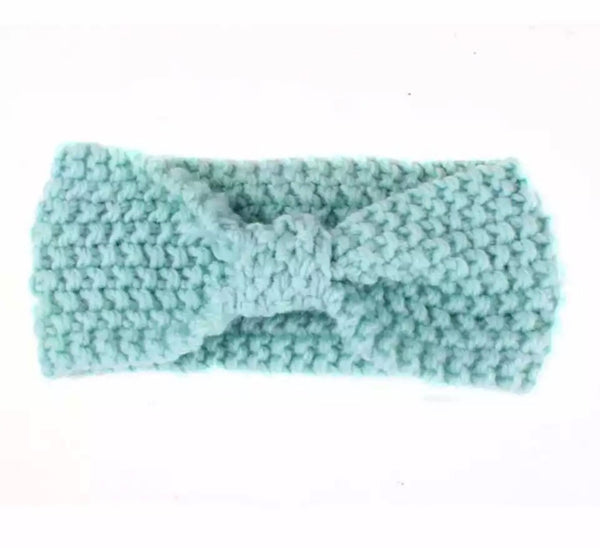 Knitted Headband Multiple Colours