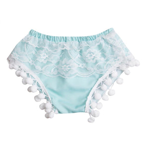 Minty Bloomers