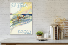 Load image into Gallery viewer, Aloha, April 1920, Matson Lines Magazine Cover