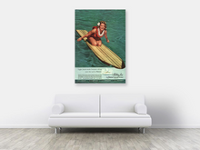 Load image into Gallery viewer, Buoyant Riding, Matson Lines Advertisement, 1939
