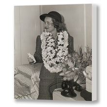 Load image into Gallery viewer, Bette Davis, Lurline Stateroom, Matson Lines Photograph, 1937
