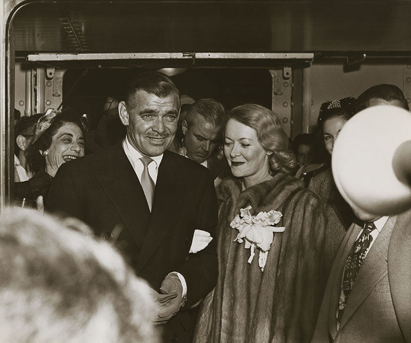 Clark Gable, S.S. Lurline, Matson Lines Photograph, 1949