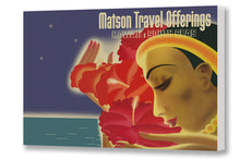 Load image into Gallery viewer, Matson Travel Offerings, Matson Lines Brochure Cover, 1936