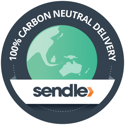 100% carbon neutral delivery with Sendle