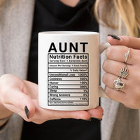 Gift For Aunt - Nutritional Facts