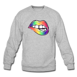 Crewneck Sweatshirt - heather gray