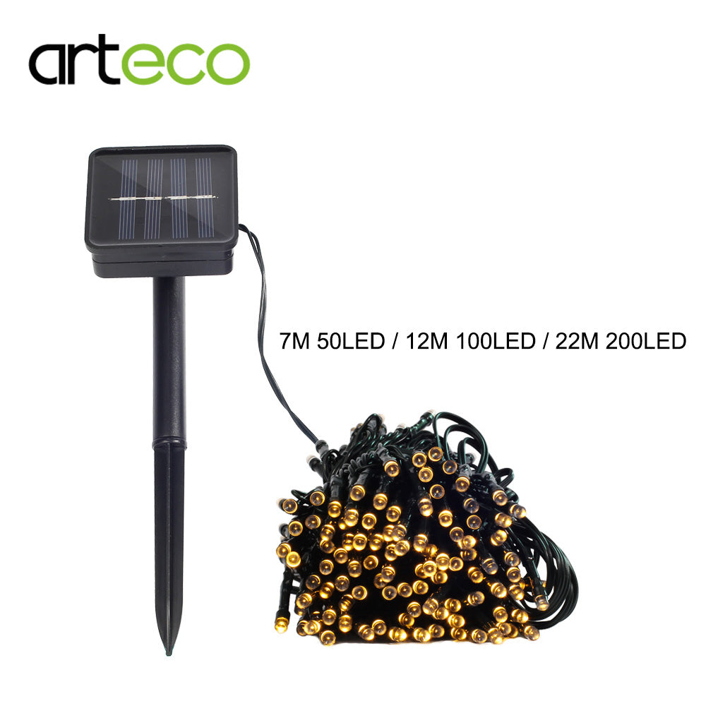 Solar powered LED Light for Outdoor decoration