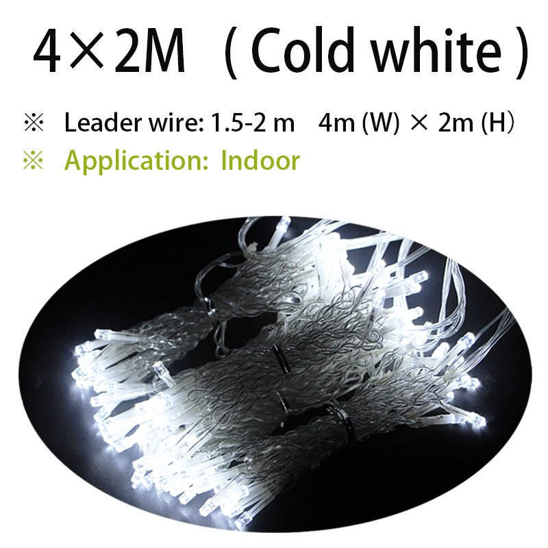LED Icicle Fairy string light