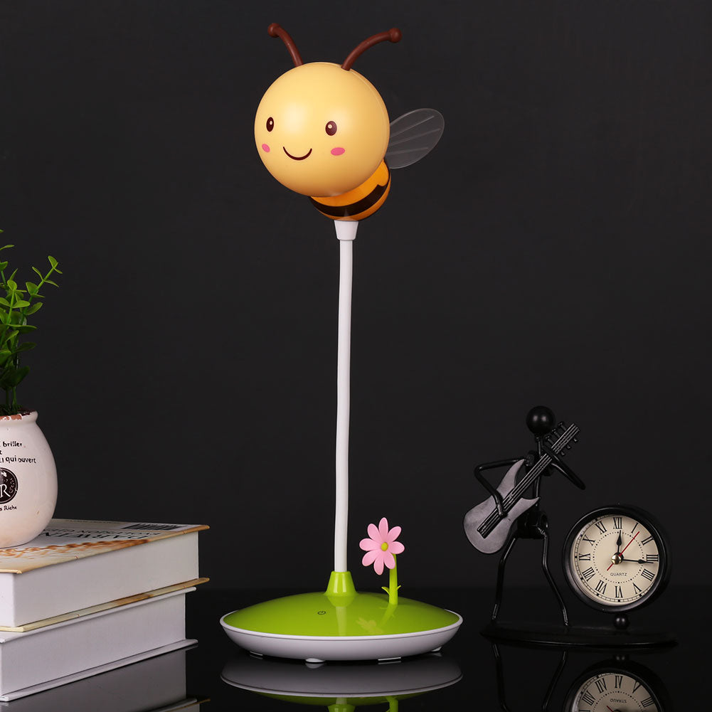 LED colorful Little Bee night Light