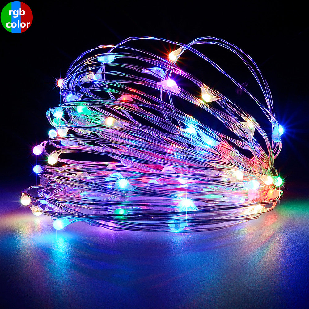 100 LED USB Fairy Christmas Lights