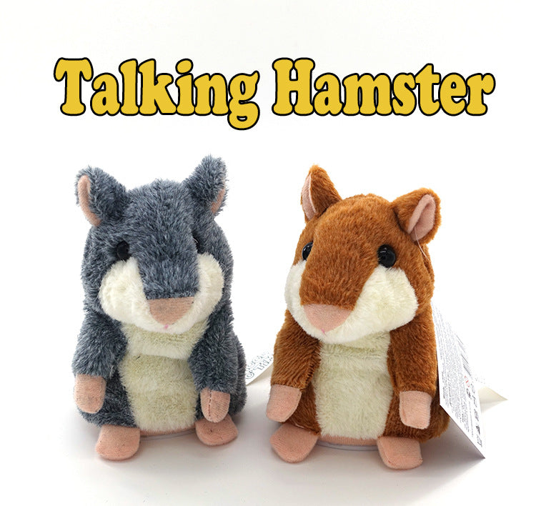 Talking Sound Record Hamster