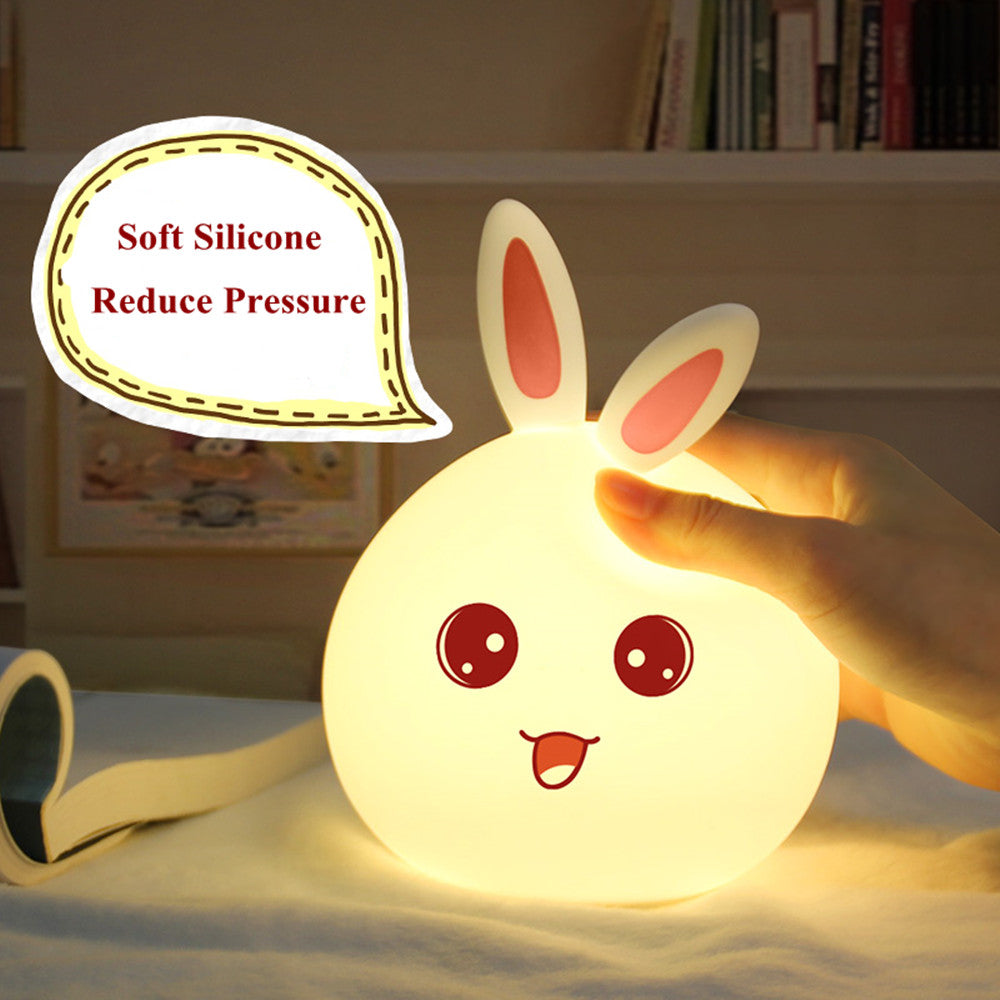 Rabbit  touch Sensor Light