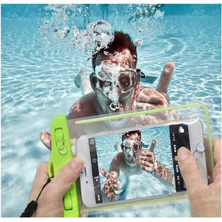 Mobile phone waterproof case