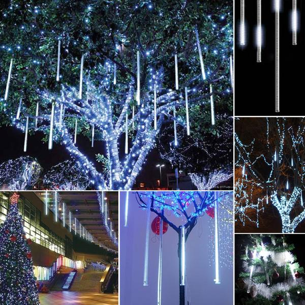 Outdoor Waterproof Meteor LED Tubes 50 CM