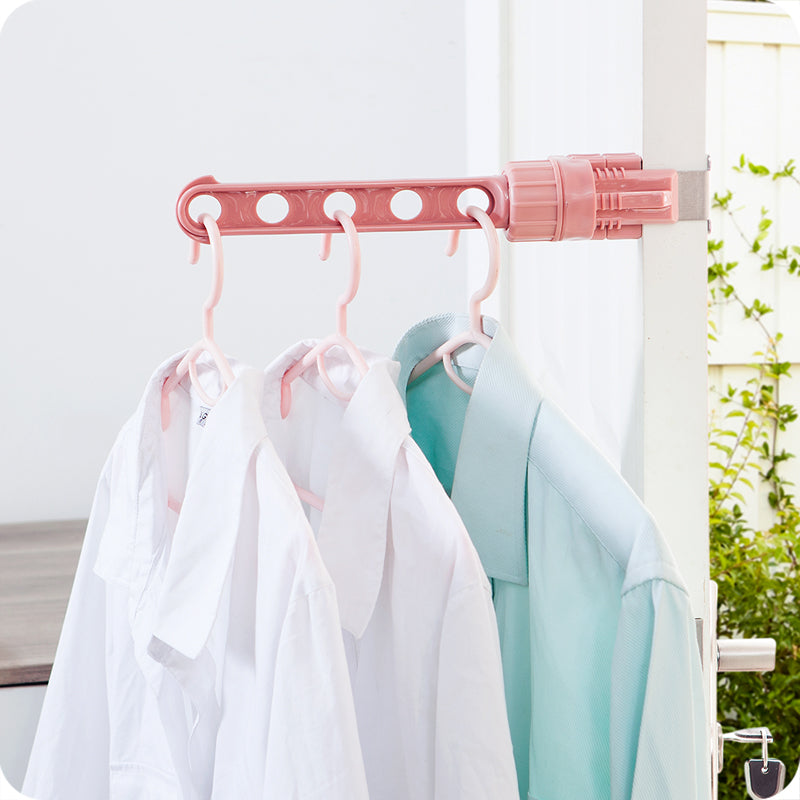 5 Holes Window Hanger Rack