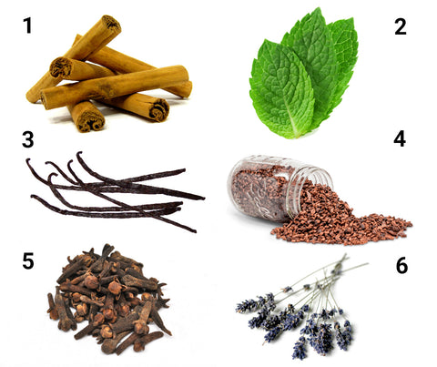spices and herbs to add to cold brew