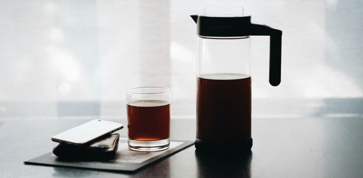 coffee bear cold brew coffee maker