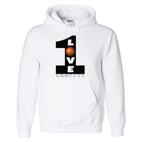 1 Love Hoodie by LABCITY (Limited Edition)