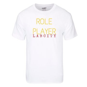 ROLE PLAYER TEE