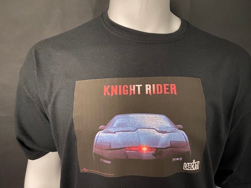 KNIGHT RIDER TEE by LABCITY
