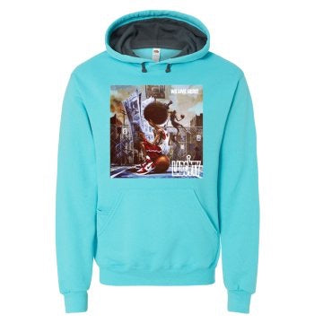 LABCITY 'TRIBUTE' HOODIE (California Skies)
