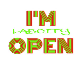I'M OPEN TEE (Pass the Ball) by LABCITY