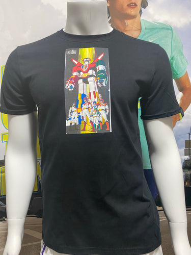 VOLTRON (RETRO) TEE by LABCITY