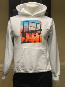 BALLIN' AT THE BEACH (Cali) HOODIE by LABCITY