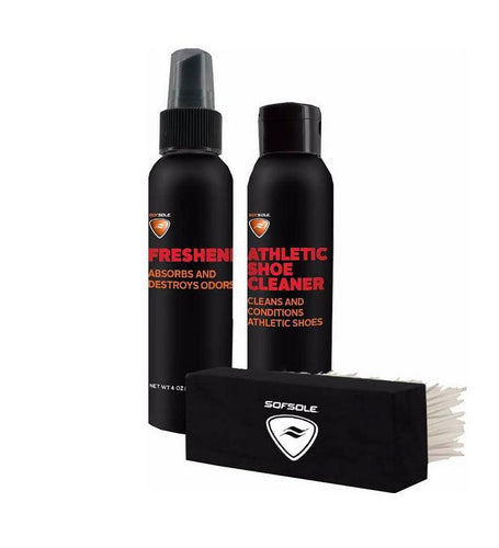 Sof Sole Athletic Shoe Care Kit
