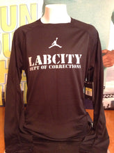 LABCITY 'DOIN TIME' LONG-SLEEVE TRAINING TOP