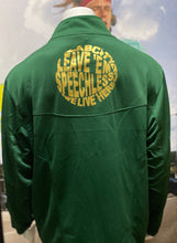 LEAVE EM SPEECHLESS TRACK JACKET