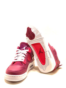 AIR JORDAN 4 VALENTINES DAY 'TRUE BERRY' (WOMEN'S)